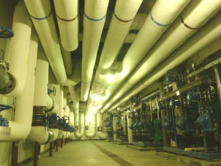 北京长安街复线热力管线工程