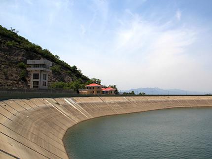 北京十三陵蓄电站工程